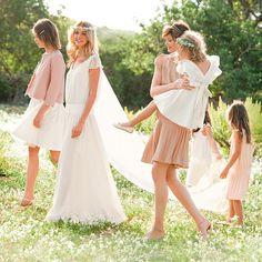 Vestido largo de boda MADEMOISELLE R