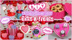 Easy DIY Valentine's Day Gift & Treat Ideas for Guys and Girls!! ❤️   Je...