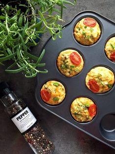 Lækre kartoffelmuffins med ost og forårsløg | Tilbehør til dinemåltider | Sundheds og livsstils blog