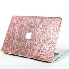 Paillettes or - ROSE coque de protection pour Macbook Air, Macbook Pro, Macbook Pro avec écran Retina + Macbook