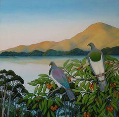 Thinking In Pictures, New Zealand Art, Nz Art, Art Folder, Maori Art, Amazing Street Art, Iron Art, Unusual Art, Landscape Paintings
