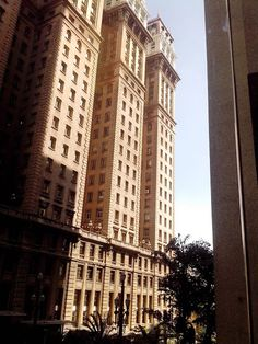 Edifício Martinelli - São Paulo, SP