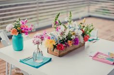 flower table decoration