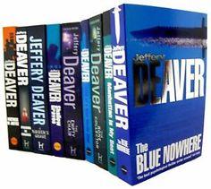Jeffery Deaver Books - Brandend ijs