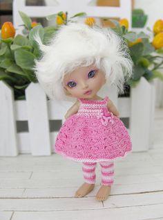 BJD realpuki dress | Flickr - Photo Sharing!
