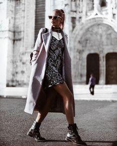 Barbara Ines, Mtv, Lilac, Purple, Summer Vibes, Ideias Fashion, Punk, Street Style, Instagram Posts