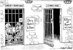 130411tt - Death of the Chris Hanis Vision by present day ANC leadership