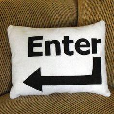 Almofadas Enter