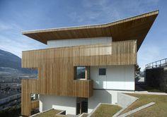 REPORTAGE : Tradition et modernité | Architecture Bois Magazine - Maisons Bois - Construction - Architecture - Reportages - Suivi de chantier