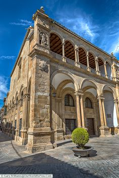 Visit some incredible towns and cities in southern Spain. Seville, Jerez and Córdoba, are just a few to choose from. Andalucia Spain, South Of Spain, Cadiz, Spain And Portugal, Places Of Interest, Romanesque, Europe, Seville, Spain Travel