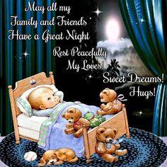 Good Night... Sweet Dreams.