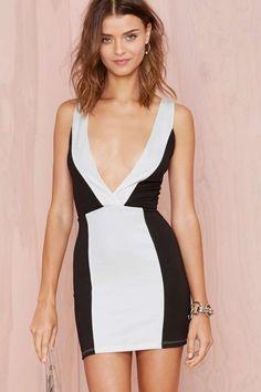 Nasty Gal Bond Girl Dress   Shop Dresses at Nasty Gal