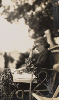 How much better is silence; the coffee cup, the table. How much better to sit by myself like the solitary sea-bird that opens its wings on the stake. Let me sit here for ever with bare things, this coffee cup, this knife, this fork, things in themselves, myself being myself.  — Virginia Woolf, The Waves