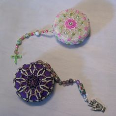 Beaded Measuring Tapes