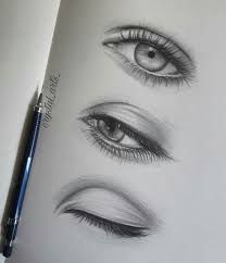 Image result for göz çizim teknikleri