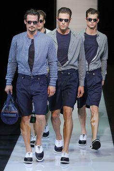 Spring 2013 Menswear  Giorgio Armani