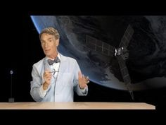 Bill Nye Explains the Earth Fly By (Presented by NASA's Mission Juno)