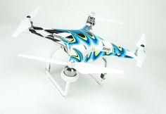 PCH/Upgrade RC Phantom 2 Skin Phantom 2, Drone Technology, Cool Gadgets, Drones, Cars, Autos, Vehicles, Automobile, Car