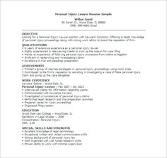 Resume Format Samples 7 Free Resume Templates  Sample Resume Template And Job Info