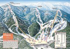 big bear lake - snow skiing √