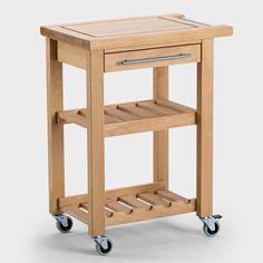 Pallet Kitchen Island, Kitchen Island On Wheels, Kitchen Cart, Vegetable Storage Bin, Four A Pizza, Diy Furniture Plans, House In The Woods, Ideas Para, Diy And Crafts