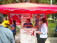 Campaña de Concienciación en la Prevención del VIH durante 6 meses en la ciudad de Mérida, estado Mérida que culmina con el evento el 1 de diciembre