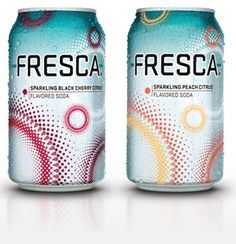 Fresca is my favorite soda. Do you know it's 0 calories (the original version anyways). Don't believe me? Check the nutrition facts.