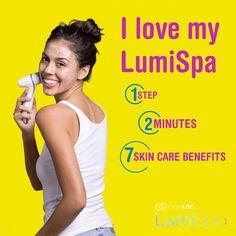 This is LumiSpa Revolutions Nu Skin. Nu Skin, Nutriol Shampoo, Eyebrow Serum, Best Facial Cleanser, Dream Friends, Massage, Beauty Awards, Jennie Blackpink, Rosacea