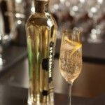 Saint Germain Champagne.. even the name sounds good!