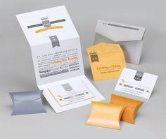 Modelos de Envelopes para Convites de Casamento