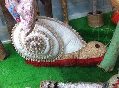 Pom Pom snail