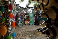 Il Giardino dei Tarocchi - Capalbio