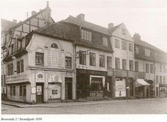 Brostræde 2 / Strandgade 1939
