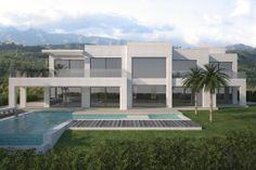 Villa for Sale in The Golden Mile, Costa del Sol
