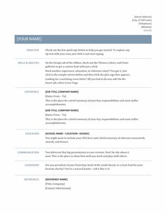 images about resume design formatting on pinterest    creative  professional resume   google search