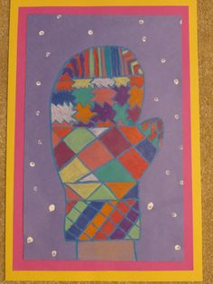Winter Mitten -4th gradel