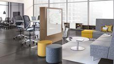 Kimball Office - Kimball Office Teem  #solutionsstudio #collaborative