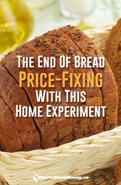 Is saying goodbye to store-bought bread the ultimate answer to the alleged widespread and long-standing practice of bread price-fixing? This homemade experiment documents each step from purchasing a second hand bread machine from Kijiji, to getting the recipe right and calculating total cost and savings.