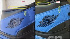 new concept 51b96 a5e0b Don t Get Got  The Fake Air Jordan 1 Royal Is Already On The Market