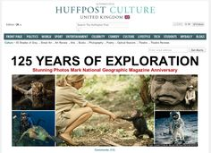 125 YEARS OF EXPLORATION - Stunning Photos Mark National Geographic Magazine Anniversary - read more: http://huff.to/11sYKHR