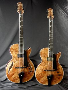 Benedetto Guitars <3