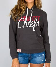 Junk Food Kansas City Chiefs Hoodie - Women d98668e3f