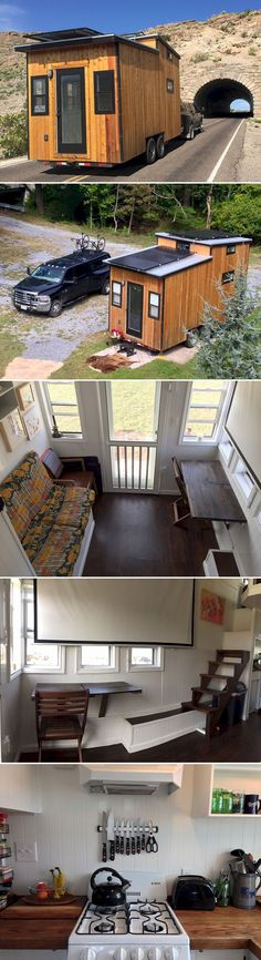 Stunning Tiny House on Wheels that You Must Have Right Now (01 Ideas) – DECOOR #tinyhouseideasonwheels