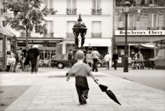 Figure photography Black and white Paris by PhotographyDream, €13.00