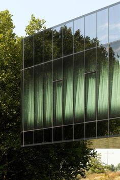Regiocentrale Zuid — Wiel Arets Architects