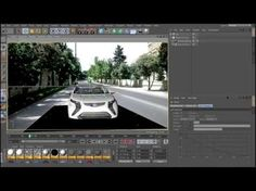 Animate Using Motion Tracker in Cinema 4D R17-R18 Tutorial - YouTube
