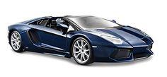 "Tobar 1:24 Scale ""lamborghini Aventador Roadster"" Car"
