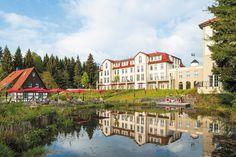 Das Naturresort Schindelbruch liegt in Stolberg im Südharz