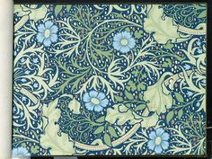 Another lovely William Morris design