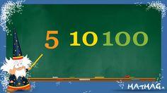 Podzielność liczb przez 5, 10 i 100 I Movie, Basketball Court, Classroom, Education, Youtube, Class Room, Teaching, Educational Illustrations, Learning